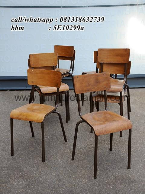 Kursi Cafe Minimalis Kombinasi Modern Kci 51 Furniture Idaman