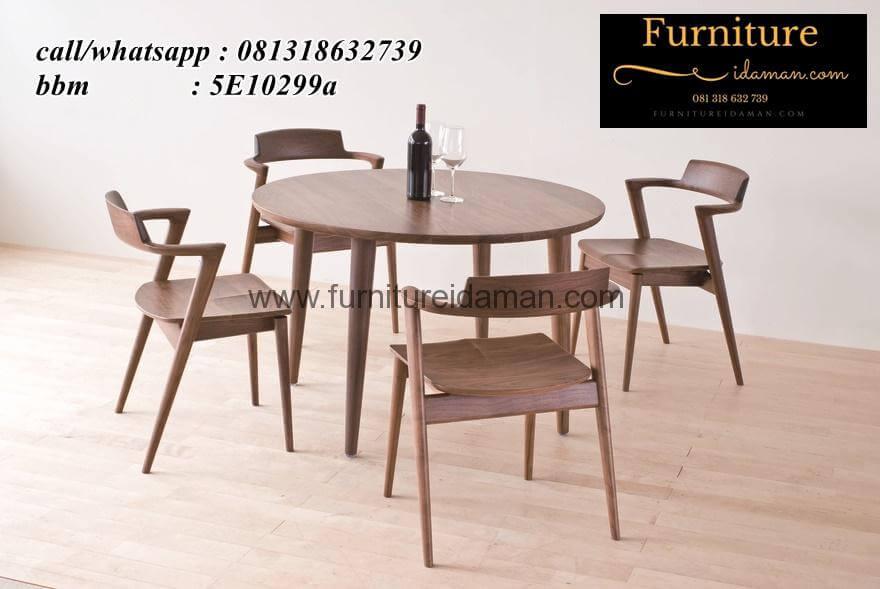 Set Kursi Cafe Resto Etnik Model Kci 84 Furniture Idaman