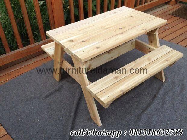 Kursi Resto Cafe Kayu Jati Terlaris Kci 111 Furniture Idaman