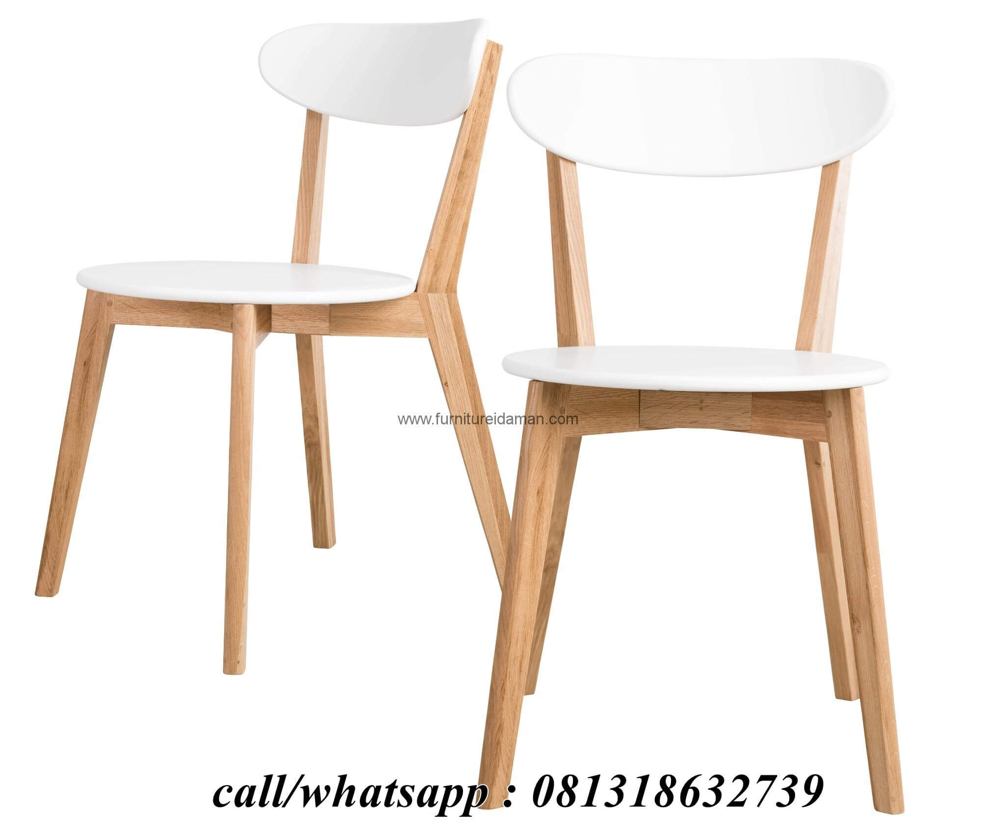 Kursi Makan Cafe Modern Cat Kombinasi Kci 130 Furniture Idaman