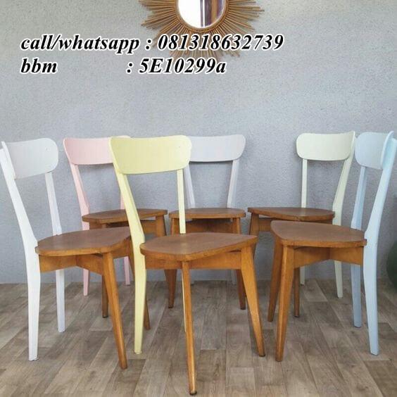 Kursi Cafe Ropan Murah Furniture Idaman KCI-142