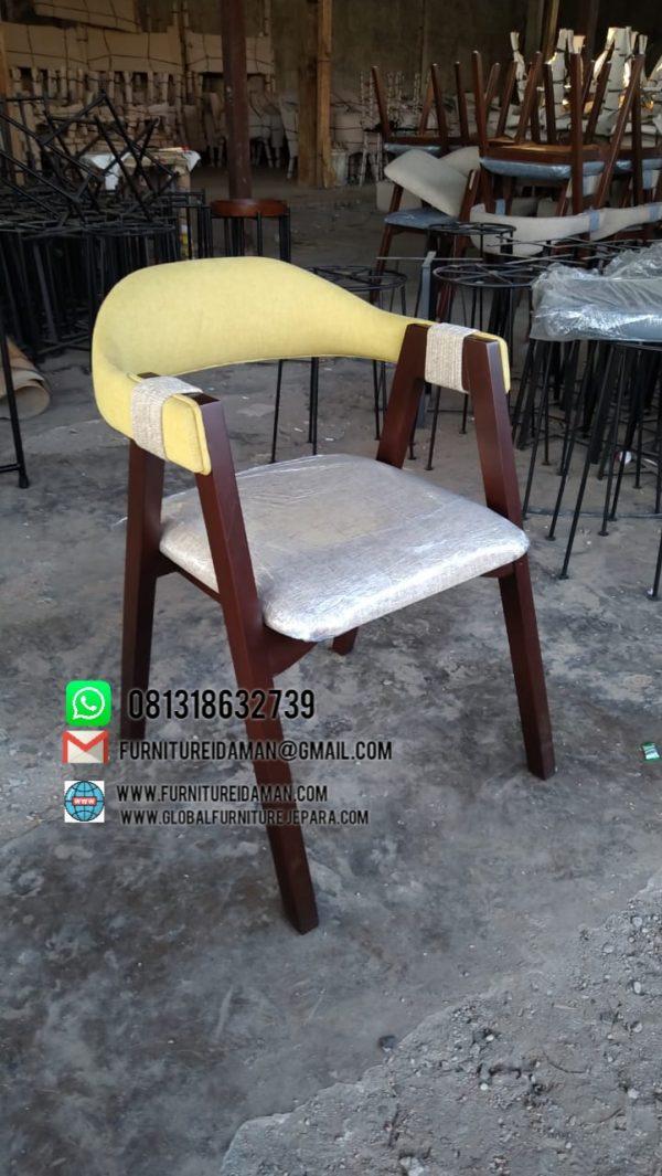 Kursi Cafe Minimalis Andorra Foam Kci 285 Furniture Idaman