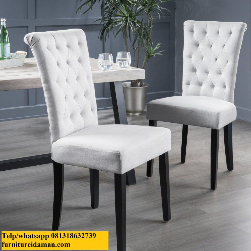 Kursi Makan Minimalis Modern Luxury Kci 355 Furniture Idaman