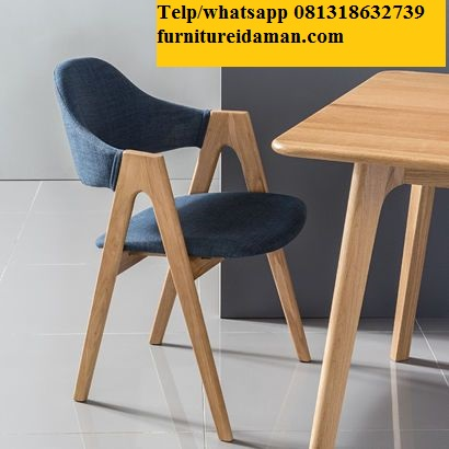 Kursi Makan Modern Minimalis Terbaru Kci 360 Furniture Idaman